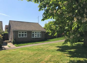 Thumbnail 2 bed detached bungalow for sale in The Chestnuts, Wrentham, Beccles