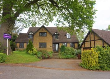 Thumbnail 5 bed detached house for sale in Parsonage Close, Petersfield