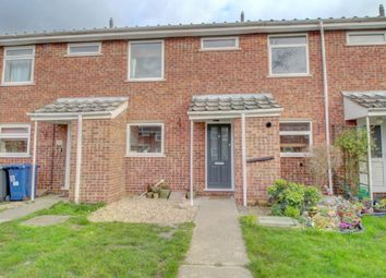 Thumbnail 2 bed terraced house for sale in First Avenue, Warboys, Huntingdon