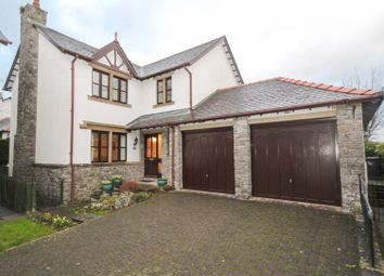 Thumbnail 4 bed detached house for sale in Stone Cross Gardens, Ulverston