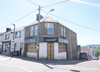 Thumbnail Studio to rent in High Street, Trelewis, Treharris