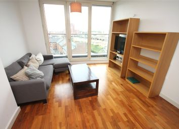 Thumbnail 1 bed flat to rent in Leftbank, Manchester, Greater Manchester