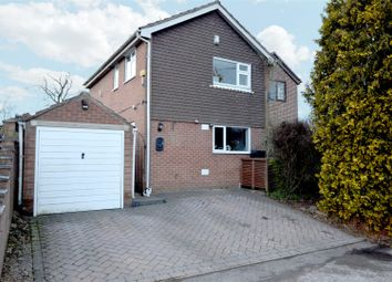Thumbnail 3 bed detached house for sale in Poles Road, Kirk Langley, Derbyshire