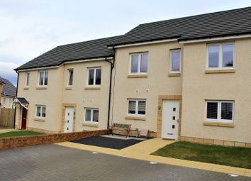 Thumbnail 2 bed terraced house for sale in Weir Crescent, Chacefield View, Denny