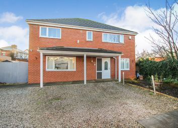 Thumbnail 4 bed detached house for sale in Layton Road, Blackpool