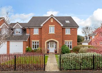 Thumbnail 6 bed detached house for sale in Lauriston Park, Cheltenham, Gloucestershire