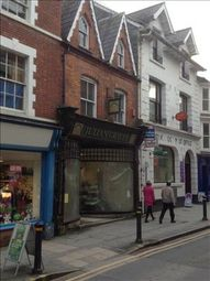 Thumbnail Retail premises to let in 25 High Street, Cardigan