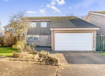 Thumbnail 4 bed detached house for sale in The Ridings, Worth, Crawley