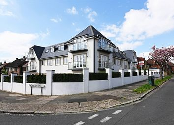 Thumbnail 2 bed flat for sale in Evergreen Court, 10A Amberden Avenue, Finchley