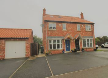 Thumbnail 3 bed semi-detached house for sale in The Paddocks, Hawthorn, Seaham