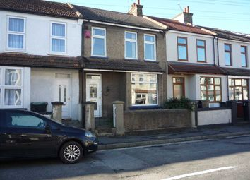 Thumbnail 3 bed terraced house for sale in Napier Road, Northfleet, Gravesend