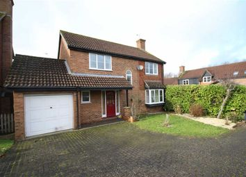 Thumbnail 4 bed detached house for sale in Ransome Close, Shaw, Swindon