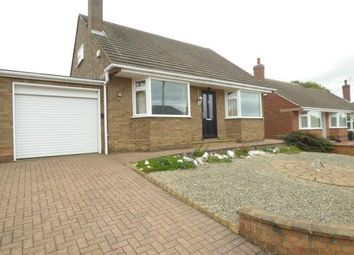 Thumbnail 3 bed bungalow for sale in Woodfield Drive, Swadlincote, Derbyshire