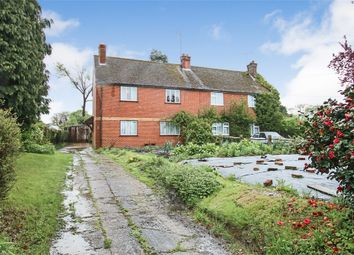 Thumbnail 3 bed semi-detached house for sale in Crowhurst Lane, Crowhurst, Surrey