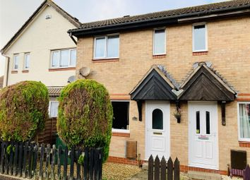 Thumbnail 2 bed terraced house for sale in Doddridge Close, Plymstock, Plymouth