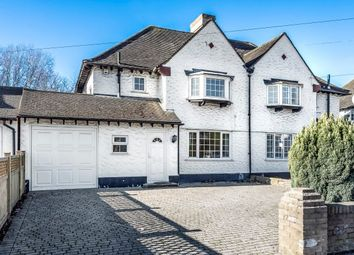 Thumbnail 3 bed semi-detached house to rent in Petts Wood, Orpington