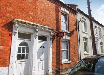 Thumbnail 2 bed terraced house for sale in Uppingham Street, Semilong, Northampton