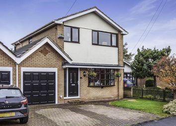 Thumbnail 3 bedroom detached house for sale in Cedar Walk, Elswick, Preston