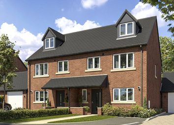 Thumbnail 4 bed semi-detached house for sale in Plot 42 Calver (Brick), 37 Patagonia Place