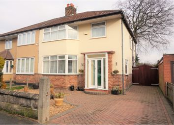 Thumbnail 3 bed semi-detached house for sale in Lawton Road, Liverpool