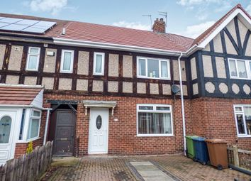 Thumbnail 3 bedroom terraced house for sale in Hylton Road, Sunderland