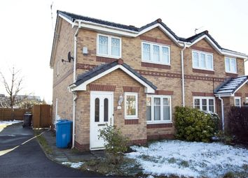 Thumbnail 3 bed semi-detached house for sale in Redtail Close, Runcorn, Cheshire
