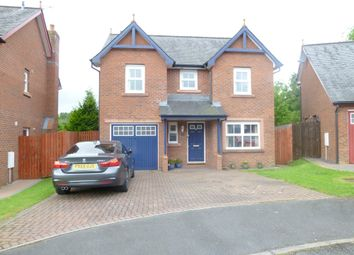 Thumbnail 4 bed detached house for sale in Parkfoot Meadows, Dumfries