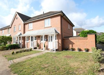Thumbnail 2 bed end terrace house for sale in Ordnance Way, Marchwood