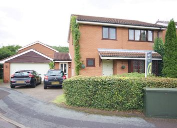 Thumbnail 4 bed detached house for sale in Solway Close, Fearnhead, Warrington