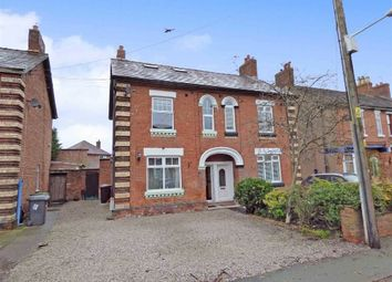 Thumbnail 4 bed semi-detached house for sale in Coppice Road, Willaston, Nantwich