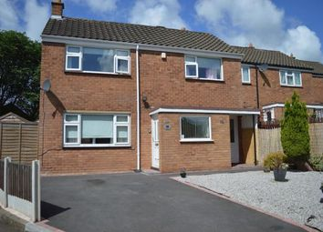 Thumbnail 3 bed end terrace house for sale in Scotch Orchard, Lichfield, Staffordshire