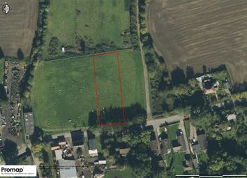 Thumbnail Land for sale in Moor Road, North Owersby