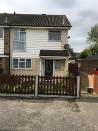 Thumbnail 3 bedroom end terrace house for sale in Elfrida Close, Margate