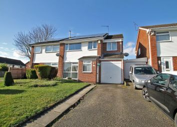 Thumbnail 4 bed semi-detached house for sale in Brisbane Drive, Heron Ridge, Nottingham