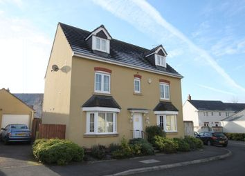 Thumbnail 1 bed property to rent in Dulings Meadow, Copplestone, Crediton