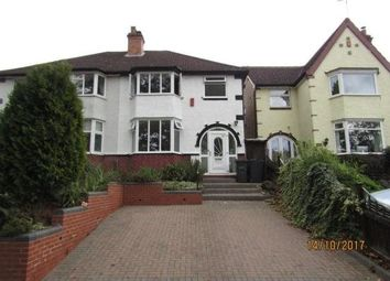 Thumbnail 3 bed semi-detached house to rent in Cole Valley Road, Hall Green, Birmingham