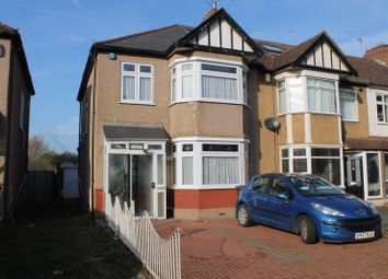 Thumbnail 3 bedroom end terrace house for sale in Ladysmith Road, Enfield