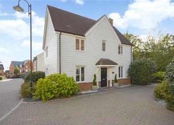 Thumbnail 3 bed detached house for sale in Wells Croft, Broadbridge Heath, Horsham, West Sussex