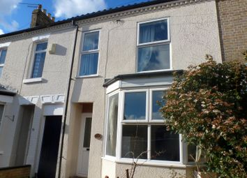 Thumbnail 4 bed terraced house to rent in Hanover Road, Norwich