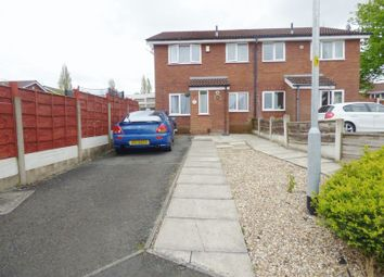 Thumbnail 1 bed property for sale in Muirfield Close, Fearnhead, Warrington