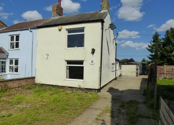 Thumbnail 2 bed end terrace house for sale in Chapel Road, Tilney Fen End, Wisbech