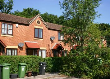 Thumbnail 1 bed terraced house to rent in Haileybury Gardens, Hedge End, Southampton