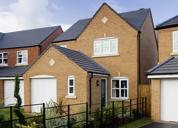 Thumbnail 3 bed detached house for sale in The Ely, St James Fields, Watering Pool, Lockstock Hall, Preston, Lancashire