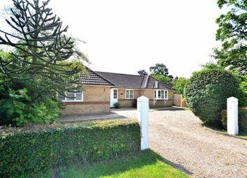 Thumbnail Bungalow to rent in Henham Road, Debden Green, Saffron Walden