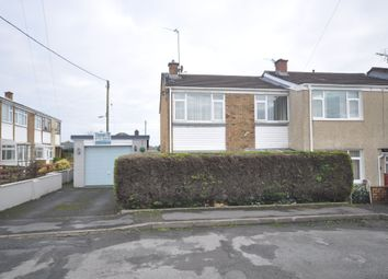 Thumbnail 3 bed end terrace house for sale in 10 Maes Y Bryn, St. Clears