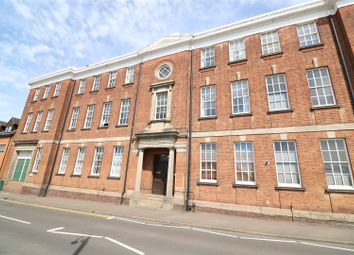 Thumbnail 2 bed flat for sale in Highgrove House, Rectory Road, Rushden