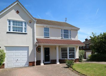 Thumbnail 4 bed detached house to rent in Ridgeway, Wargrave, Reading