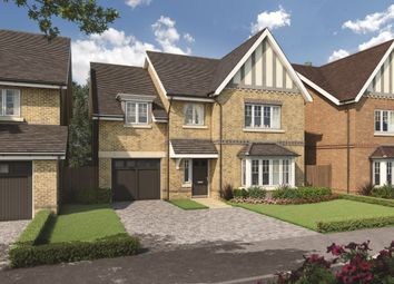 Thumbnail 5 bed detached house for sale in Tuffnells Way, Harpenden