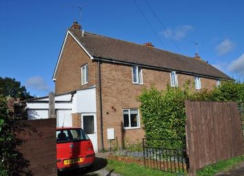 Thumbnail 3 bed semi-detached house for sale in Oak Way, Littledean, Glos