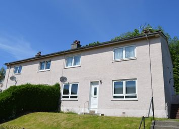Thumbnail 2 bed flat for sale in Montrose Street, Clydebank